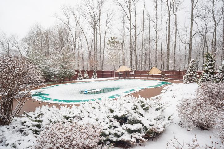 How To Care For Your Pool When It's Closed For Winter
